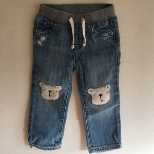 Gap Polar Bear Jeans